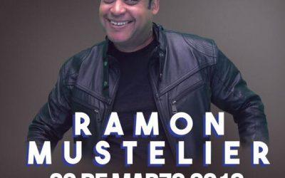 RAMON MUSTELIER – Sabado 23 de marzo